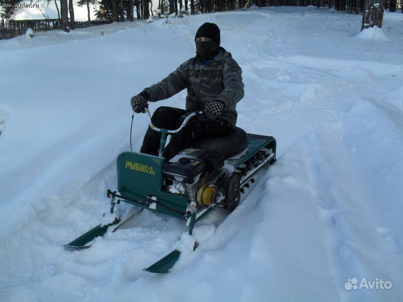 мини снегоходы рыбак 2мр купить