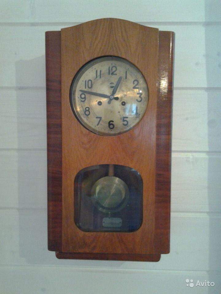 Часы настенные с маятником H0240 в Омске Цена товара 1