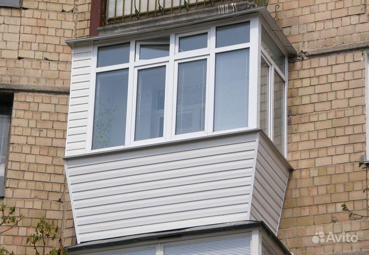 Как обшить балкон сайдингом своими руками, инструкция как кр.