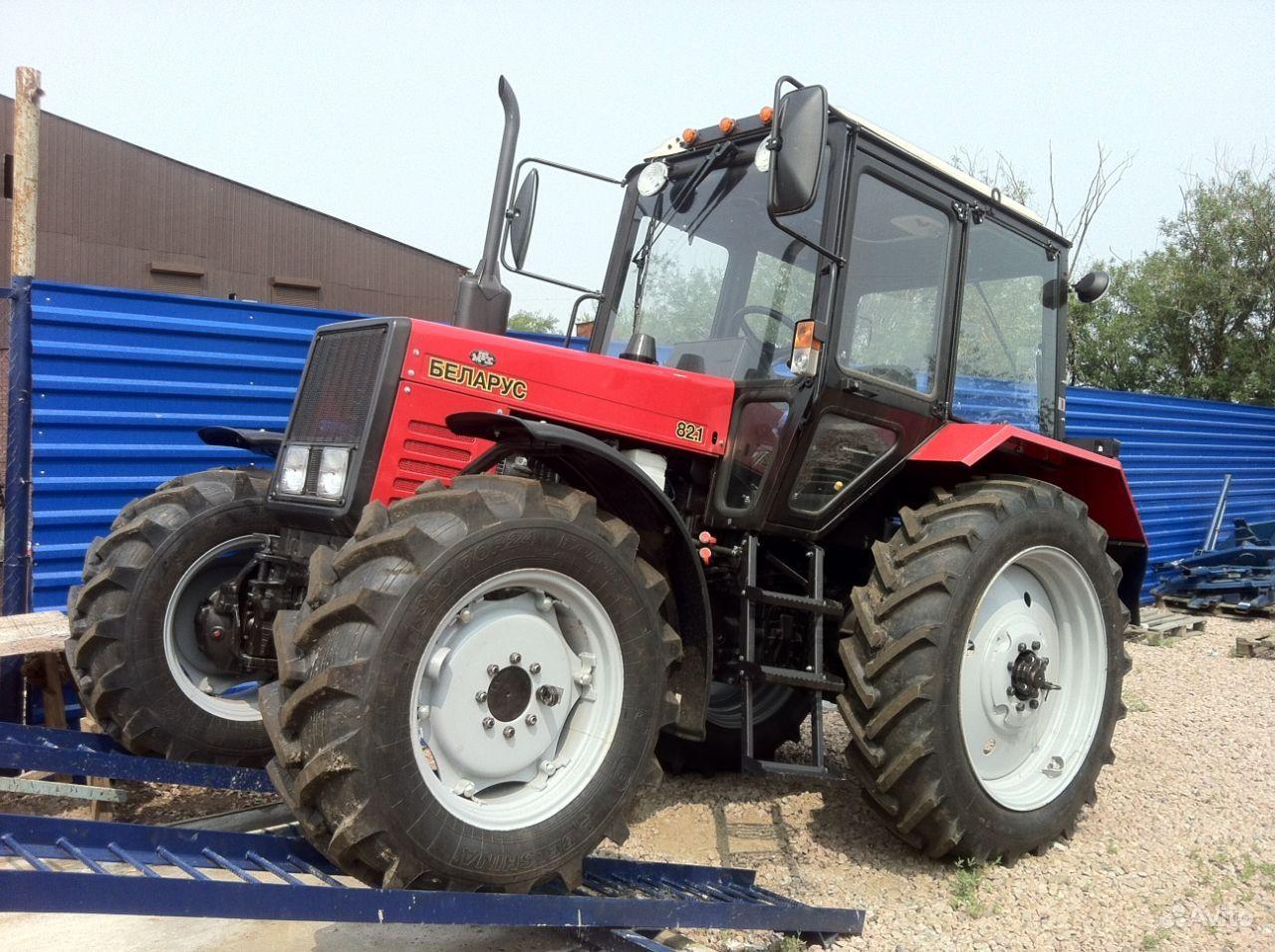 Тракторы и сельхозтехника в Чите. Купить трактор б/у или.