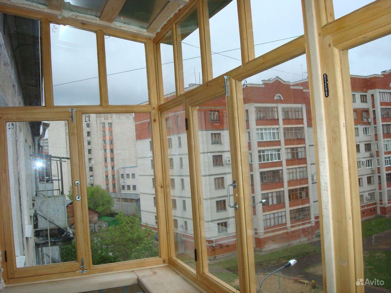 Остекление балконов и лоджий - мир уюта.