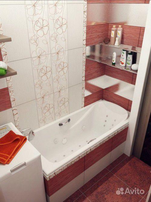 Ванная комната под ключ — фотография