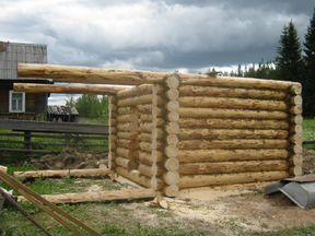 строительство бань муром