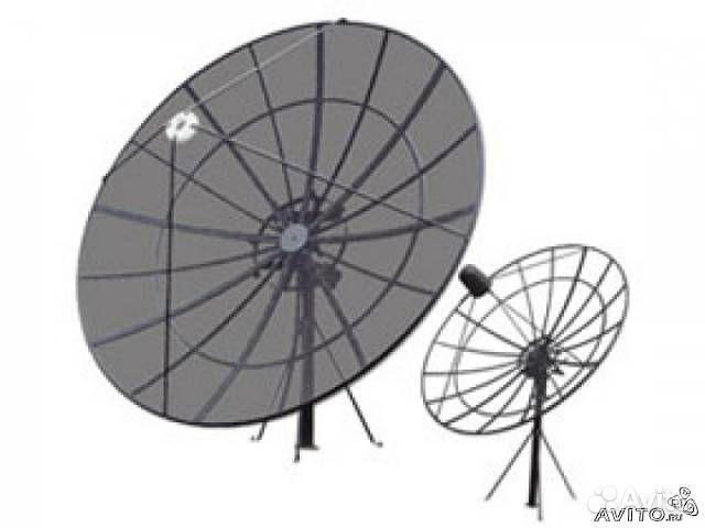b Прямофокусная спутниковая антенна SVEC S240AM-8P (сетка. . - Виды антенн - Разновидности антенн - Антенна