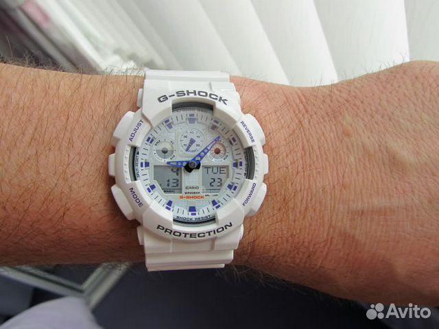 перефразировав легендарную часы g shock ga 100a белые как подобрать