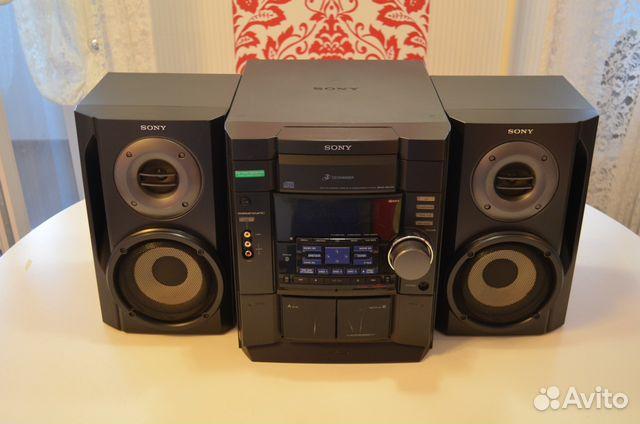 центр Sony HCD-RG30 120 Вт
