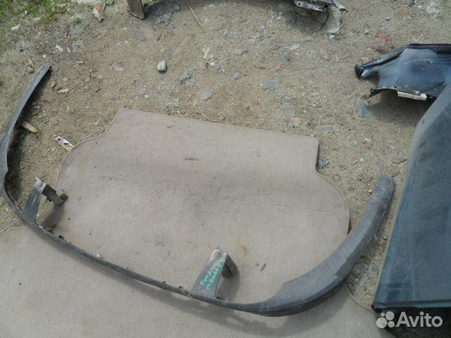 Юбка на задний бампер форд мондео 4 1 фотография