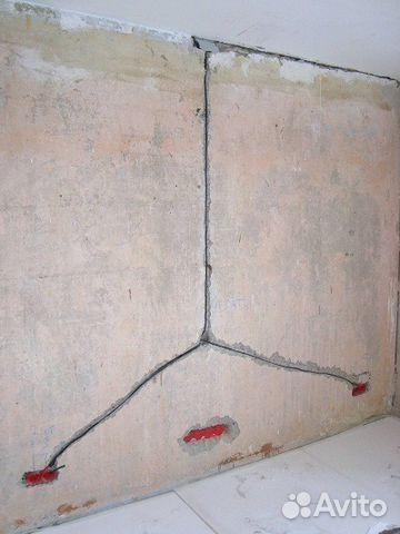 Прокладка провода в квартире своими руками