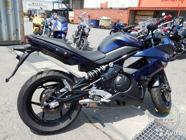Kawasaki Ninja 400 R ABS купить в Свердловской области на Avito ...