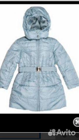 Пальто для девочки купить 1