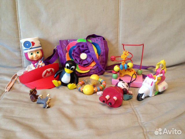 лучше игрушки купить на авито