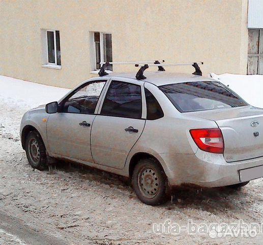 Гранта багажник на крышу