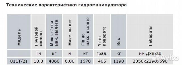 Манипуляторы, манипулятор ГАЗ 331 4, ГАЗ-331 6