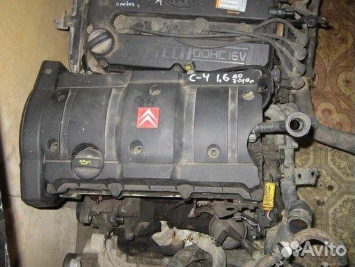 Где находится номер двигателя на ситроене с4