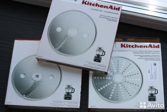 Насадки к кухонному комбайну KitchenAid 3.1л
