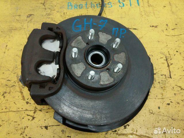 89625003353 Ступица передняя правая Subaru Impreza, GH7, EJ203