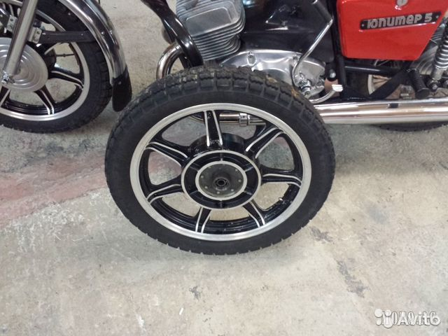 Диски для мотоциклов своими руками