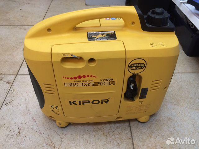 Kipor ig1000 ремонт своими руками 86