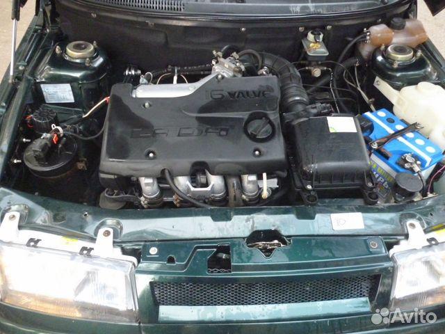 Фото №6 - ВАЗ 2110 16 клапанов двигатель 1 5 датчик детонации