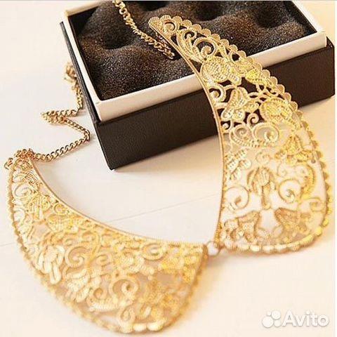 В продаже Красивое ожерелье в викторианском стиле по лучшей цене c фотографиями и описанием, продаю в Улан-Удэ...