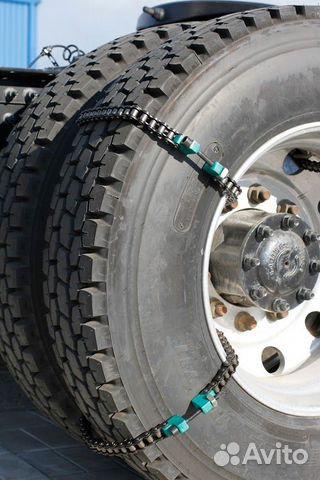 pobedpix.com / цепи противоскольжения для грузовиков