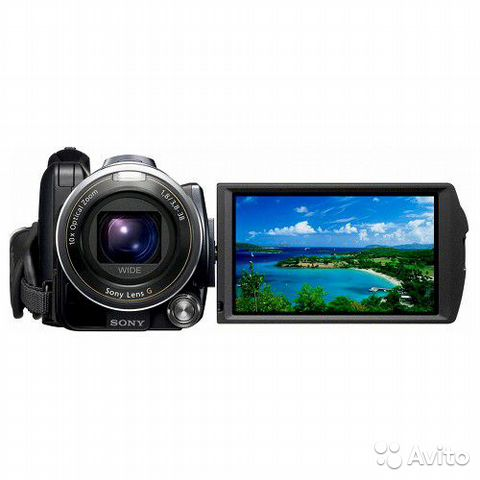 Sony HDR-XR550E нужна помощь - Видеомонтаж