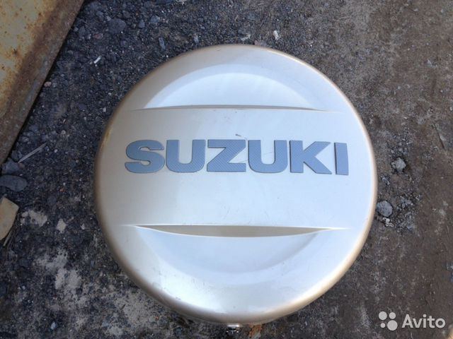 Кожух запасного колеса suzuki grand vitara 2008
