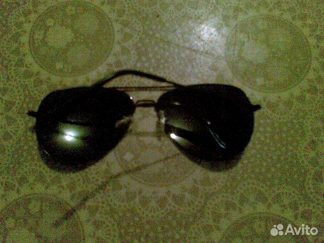 Очки солнцезащитные Авиатор с футляром д/очков купить в ...