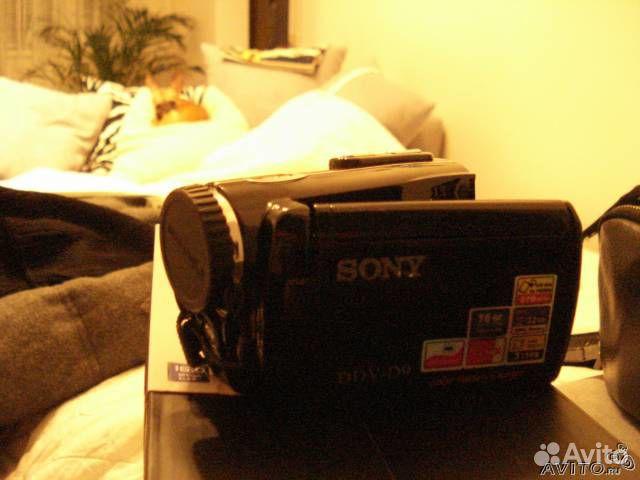Видеокамера SONY D9 в Титан-мобайл