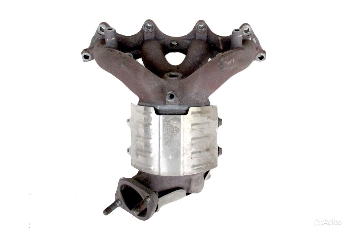 Купить катализатор Kia Rio Выхлопная система - каталитический