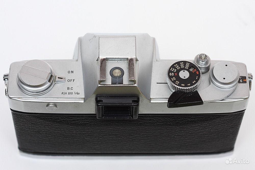 Самый лучший пленочный фотоаппарат с экспонометром автор