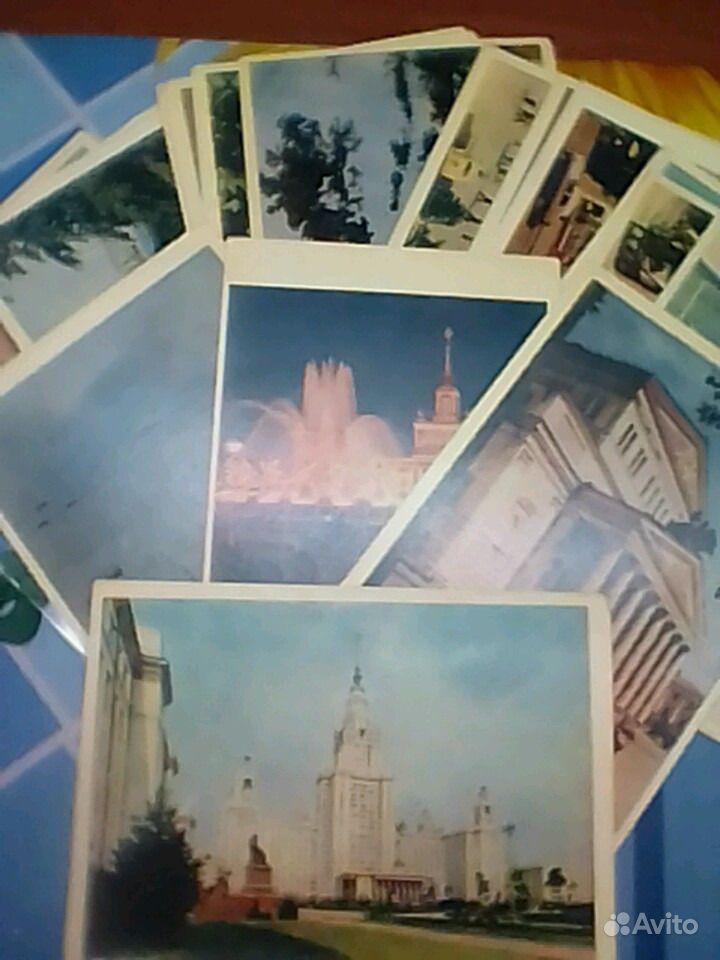 Набор открыток москва ссср, картинки