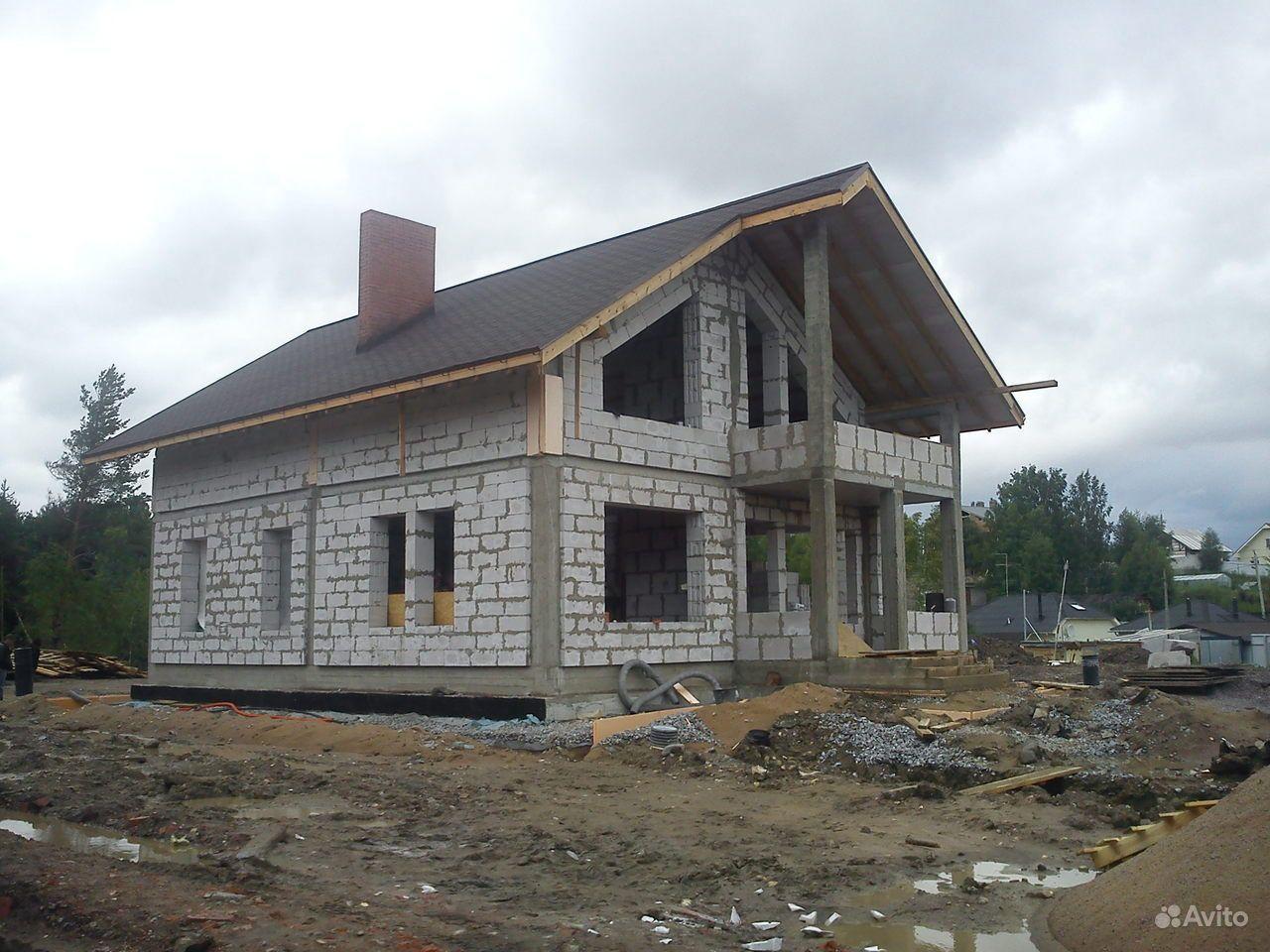 Монолитные работы, строительство купить на Вуёк.ру - фотография № 3