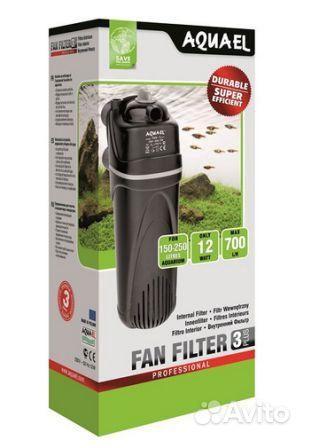 Фильтр для аквариума fanfilter FAN-3