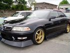 Перед. бампер мeisterr D-spec Mark II jzx100