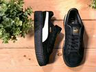 Черные кеды Creeper Puma by Rihanna (36-40)