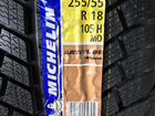 Michelin latitude alpin 255/55R18