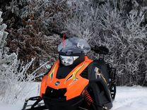 Снегоход stels captain 150