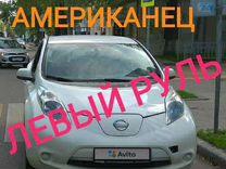 Nissan Leaf AT, 2014, 117441км