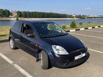 Ford Fiesta, 2005, с пробегом, цена 165000 руб.