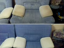 Химчистка мягкой мебели и ковров у Вас дома