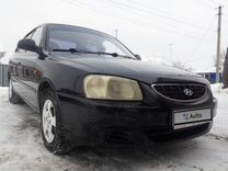 Hyundai Accent, 2008 г., Самара