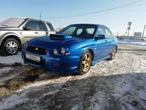 Subaru WRX, 2003 г., Челябинск