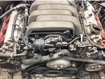 Двигатель контрактный AUK BKH 3.2 FSI ауди — Запчасти и аксессуары в Москве