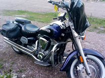 Yamaha road star 1600