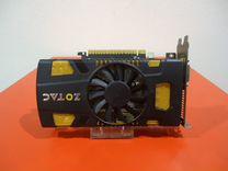 Видеокарта NVidia GeForce GTX550-Ti Zotac — Товары для компьютера в Брянске