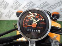 Скутер Honda Zoomer инжектор,желтый — Мотоциклы и мототехника в Москве