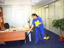 Сухая чистка любых поверхностей — Предложение услуг в Москве
