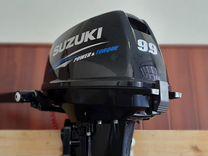 Лодочный мотор suzuki DT9.9AS 2 тактный новый