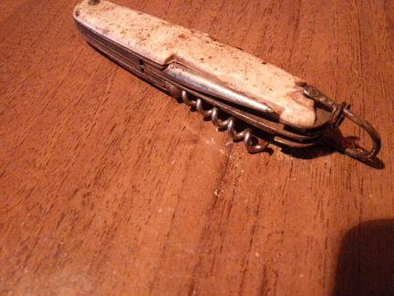 Старинный Перочинный нож (Торг)